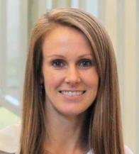 Kelly Hardesty, a third-year DPT student, who won the 2018 CSM scholarship.